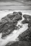 Ocean Painted Seascape No. 2, Mendocino Coast Photographic Print by Vincent James