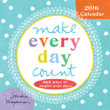 Make Every Day Count - 2016 Boxed Calendar Calendars