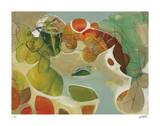 Spring Garden 2 Giclee Print by Liz Barber