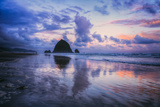 Ethereal Cannon Beach, Oregon Coast Photographic Print by Vincent James