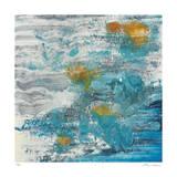 Blue Nebula Giclee Print by Lynn Basa