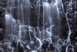 Ramona Falls Detail, Oregon Cascades Photographic Print by Vincent James