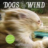Dogs in the Wind - 2016 Calendar Calendars