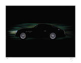 Aston DB4GTZ Giclee Print by Breck Rothage