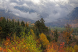 Autumn Wonderland at White Mountain, New Hampshire Photographic Print by Vincent James