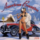 American Beauties - 2016 Calendar Calendars