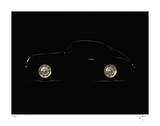 Porche 356A Giclee Print by Breck Rothage