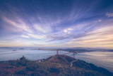 San Francisco Bay Area Cloudscape, California Photographic Print by Vincent James