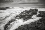 Ocean Painted Seascape No. 6, Mendocino Coast Photographic Print by Vincent James