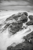 Ocean Painted Seascape No. 3, Mendocino Coast Photographic Print by Vincent James