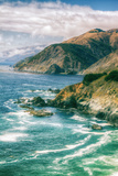 Magical Coast Highway, Big Sur California Photographic Print by Vincent James