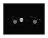Testa Rossa Giclee Print by Breck Rothage