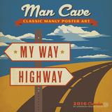 Man Cave - 2016 Calendar Calendars