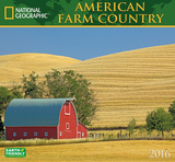 American Farm Country - 2016 Calendar Calendars