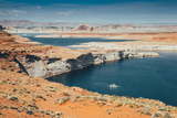 Afternoon at Lake Powell, Page Arizona Photographic Print by Vincent James