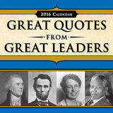 Great Quotes from Great Leaders - 2016 Boxed Calendar Calendars