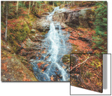 Beaver Creek Cascades in Autumn, New Hampshire Prints by Vincent James