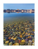 Ancient River Rock from the Colorado River Giclee Print by Don Paulson