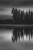 Sparks Lake Early Mood, Bend Oregon Photographic Print by Vincent James