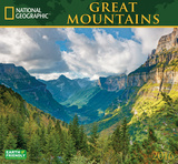 Great Mountains - 2016 Calendar Calendars