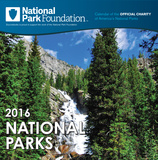 National Park Foundation - 2016 Calendar Calendars