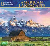 American Landscapes - 2016 Calendar Calendars