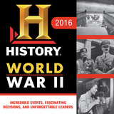 History Channel WWII - 2016 Boxed Calendar Calendars