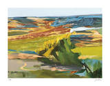 Late Summer Land Giclee Print by Lise Temple