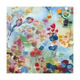French Floral Impression giclée par Joan Elan Davis