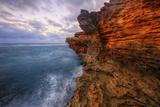 Dynamic Seascape Textures, Kauai Hawaii Photographic Print by Vincent James