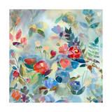 Garden Light Giclée-tryk af Joan Elan Davis