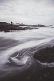 Flowing Beach Scape, Fort Bragg Mendocino Photographic Print by Vincent James
