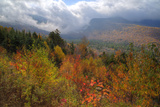 Stormy Fall Color, White Mountain New Hampshire Photographic Print by Vincent James