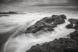 Ocean Painted Seascape No. 5, Mendocino Coast Photographic Print by Vincent James
