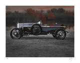 Aston 23 Giclee Print by Breck Rothage