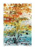 Indian Summer Giclee Print by Lynn Basa