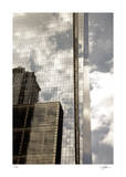 Steel and Sky 1 Giclee Print by Ken Bremer