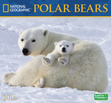 Polar Bears - 2016 Calendar Calendars