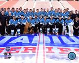 San Jose Sharks 2015 NHL Stadium Series Team Photo Photo
