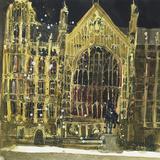 Palace of Westminster, London Reproduction procédé giclée par Susan Brown