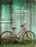 Life Is a Journey - 2016 Monthly Planner (17 Month) Calendars