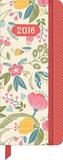 Secret Garden Jotter - 2016 Weekly Planner Calendars
