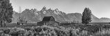 Montana View Giclée-Druck von Peter Adams