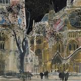 Susan Brown - Ecclesiastical Icon, Westminster Abbey, London - Giclee Baskı