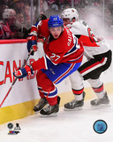 Alex Galchenyuk 2014-15 Action Photo