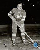 Ted Lindsay Posed Photo