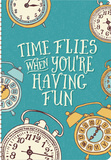 Time Flies - 2016 17 Month Weekly Planner Calendars