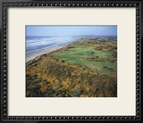 Bandon Dunes Golf Course Framed Photographic Print by J.D. Cuban