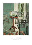 The Window, 1916 Prints by Henri Matisse