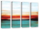 Jolina Anthony's Sunset, 4 Piece Gallery-Wrapped Canvas Set Gallery Wrapped Canvas Set by Jolina Anthony